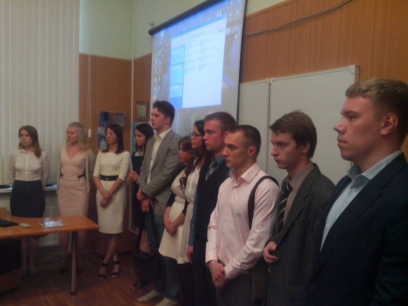 защиты выпускных квалификационных работ студентов группы 1126 по направлению «Технология транспортных процессов»