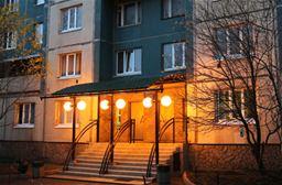 Общежитие на Передовиков 13